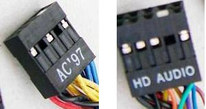 Support.Creative.Com - Front Panel Connector Pin ignment ... on
