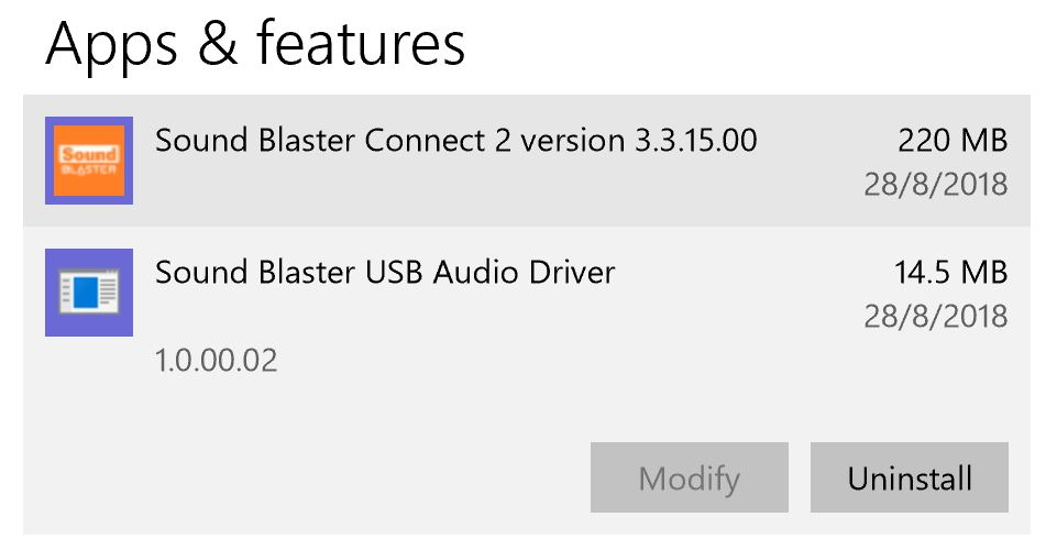 Support Creative Com - Sound BlasterX G6: Unable to Verify