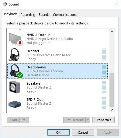 Support Creative Com Bluetooth Headset Connect To A Computer